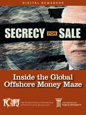 Secrecy for Sale: Inside the Global Offshore Money Maze