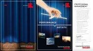 PERFORMANCE ARTISTS - Bodensee Vorarlberg
