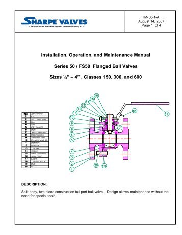 dezurik plug valve operation and maintenance manual
