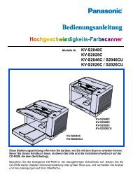 KV-S2048C Operating Manual
