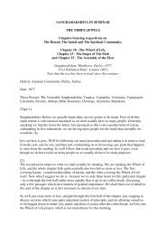 Download whole text as pdf - Free Buddhist Audio