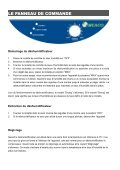 Déshumidificateur Meaco 30L et Meaco 40L Mode d'Emploi - Page 4