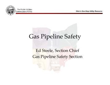 Gas Pipeline Safety - Narucpartnerships.org