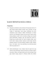 KAJIAN MENGENAI GEJALA SOSIAL - kpwkm