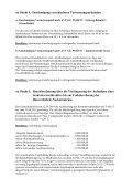 NIEDERSCHRIFT - Fieberbrunn - Land Tirol - Page 6