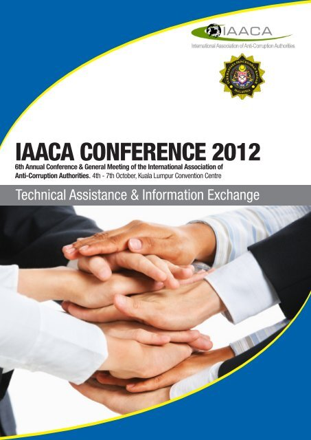 eNewsletter SPRM - IAACA Conference 2012