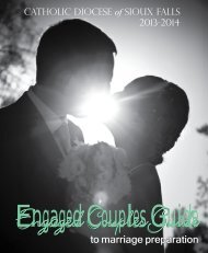 Engaged Couples Guide to Marriage Preparation 2013-2014