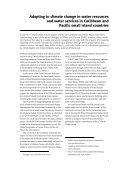 Small Island Countries - World Water Council - Page 4