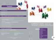 COMMnet 2009, voor jou ... - Fedweb - Belgium