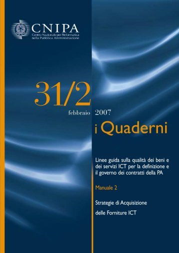 Manuale 31/2 - Archivio Storico CNIPA