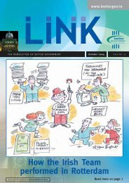 LINK Magazine Issue 35 – October 2004 - Department of Public ...