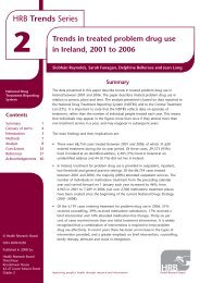 Download Full PDF (646 Kb) - Health Research Board