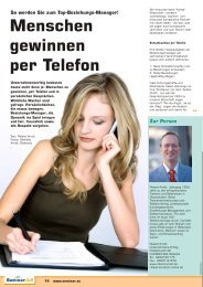 Menschen gewinnen per Telefon - Roland Arndt Unternehmens-Erfolg