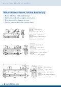 D Motor-Spannschienen - Page 6