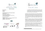 Programme - Agence Régionale du Livre PACA