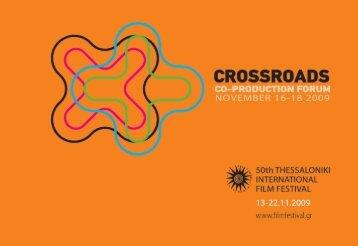 Crossroads Catalogue 2009