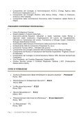 Curriculum vitae DARIO LAMANNA - CCIAA di Catanzaro - Camera ... - Page 2
