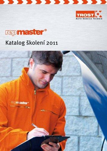 Katalog školení 2011 - TROST