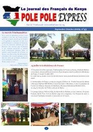 Site de l'Ambassade - Ambassade de France au Kenya