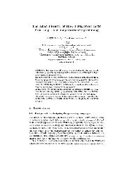 The Alma Project, or How First-Order Logic Can Help Us in ... - diegm