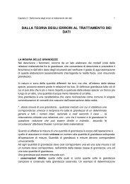 trattamento statistico dati.pdf - Circe