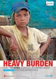 Report_Kinderarbeit_Syrien_Save_the_children