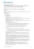 Access the Multi Schedule Funding Agreement here - Health ... - Page 4