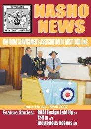 Issue 83 - National Servicemen's Association of Australia
