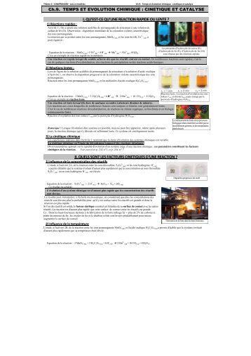 Ch12 la classification p riodique des l ments for Scellement chimique temps de sechage