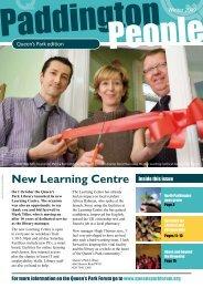 New Learning Centre - Paddington Development Trust