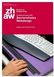 Barrierefreies Webdesign - Institut für angewandte ...