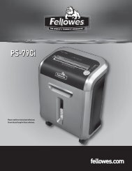 PS-79Ci - Fellowes
