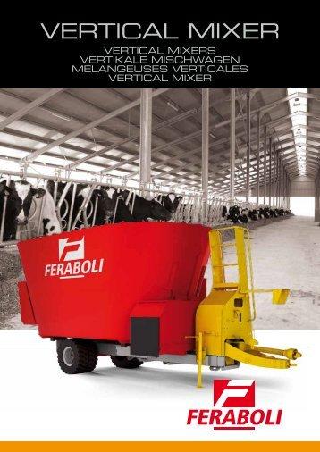 VERTICAL MIXER - Feraboli