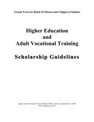 Guidelines for Higher Education & Adult Vocational Training