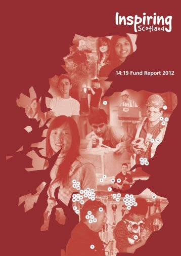 1419 Fund Report 2012 - Inspiring Scotland