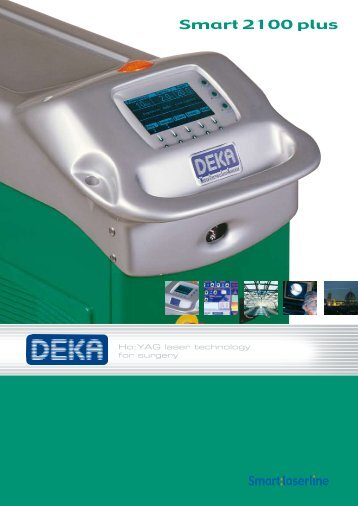 Ho:YAG laser technology for surgery