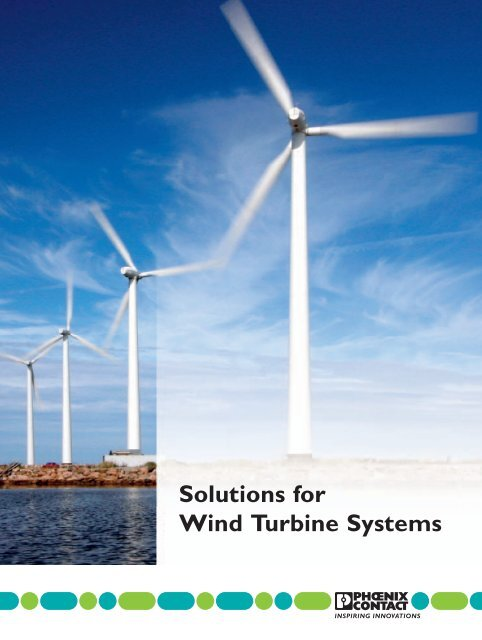 Solutions for Wind Turbine Systems
