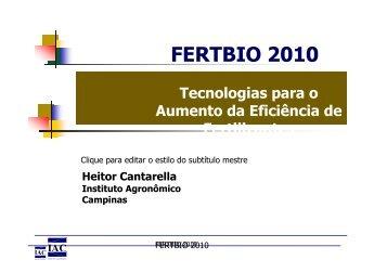 FERTBIO 2010