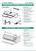 Store corbeille Franciaflex - Conseils sur les stores - Page 6