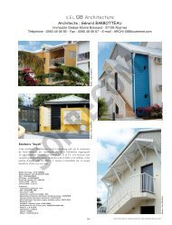 32>35•MAGMA--GUADELOUPE 6-7241:Mise en ... - L'Architecture