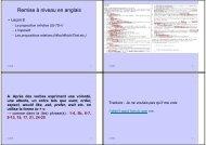 Grammaire 8 correction