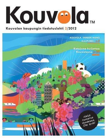 Nro 2/2012 - 5.5.2012 (pdf) - Kouvola