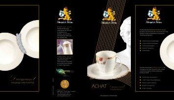 Produktinfos Königlich Tettau - Achat-Diamant Paisley Mystic