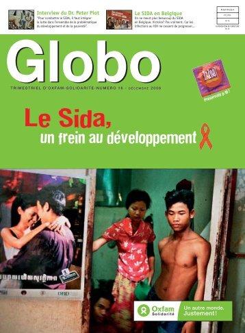 Globo 16 : Le sida, un frein au développement