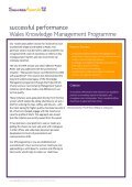Wales Knowledge Management - Capita Symonds - Page 2