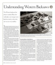 Spring 2008 - Popular Woodworking Magazine