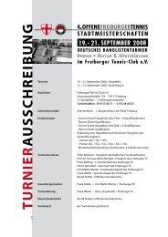 4 19 8 - Freiburger Tennisclub eV