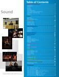SR Application Guide 2010 - Yamaha Commercial Audio - Page 3
