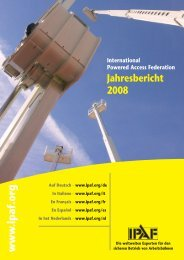www .ipaf.org