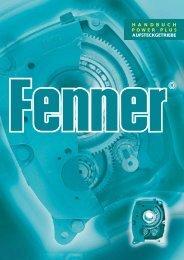 FENNER Handbuch Power Plus Aufsteckgetriebe online (pdf) - ERIKS
